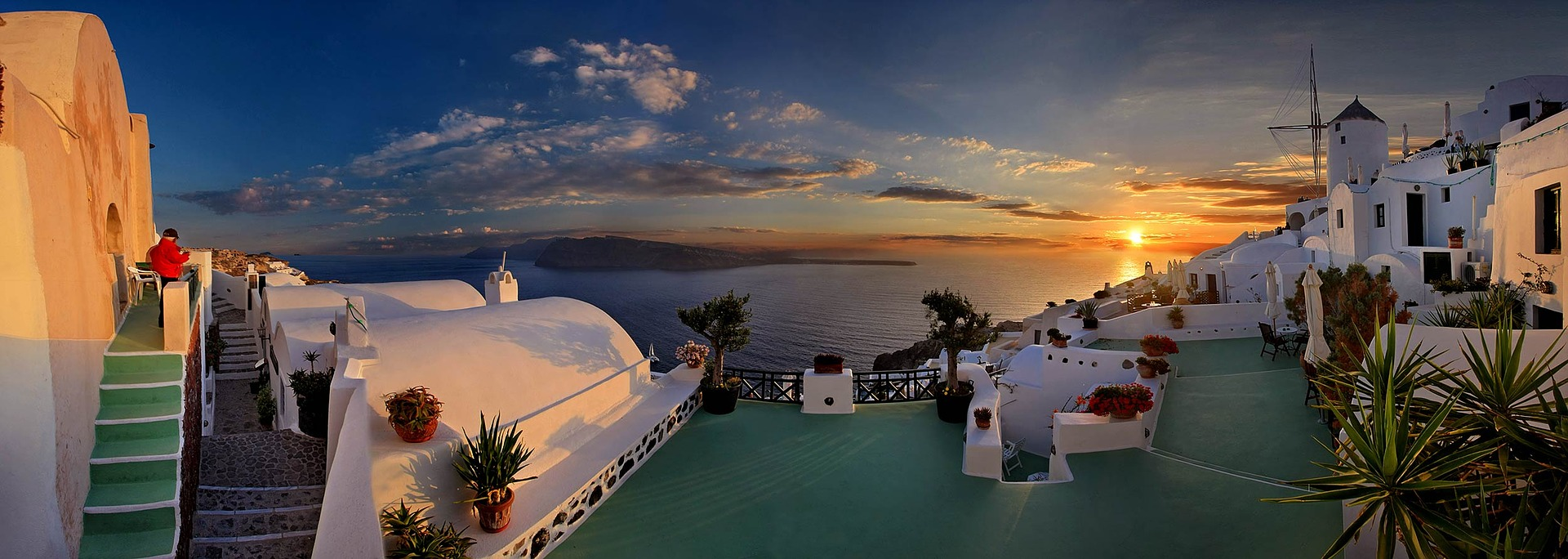 Santorini - Cruises in Greece - Greek cruises - Greek Travel Packages - Cruise Greek islands - Travel to Greek islands - Tours in Greece - Atlantis Travel Agency in Greece