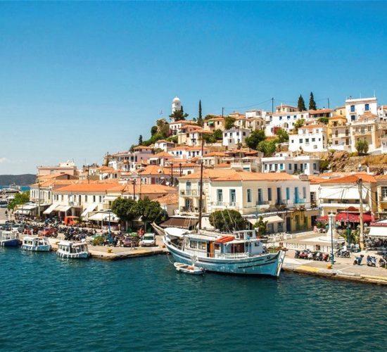 Poros island - Greece
