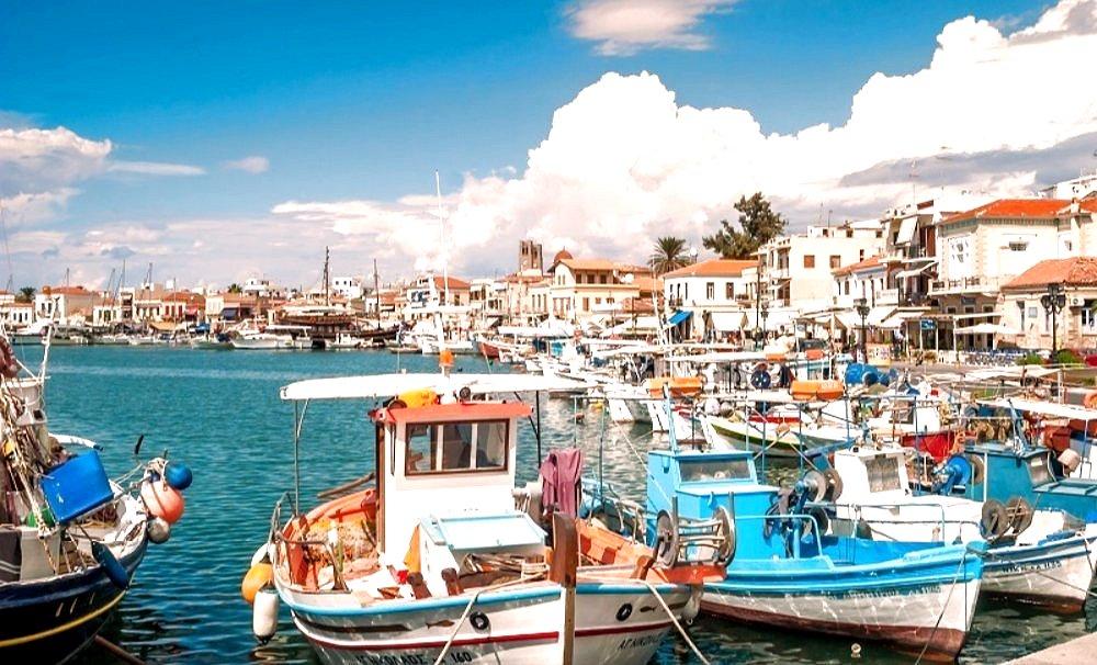 Aegina island - Greece