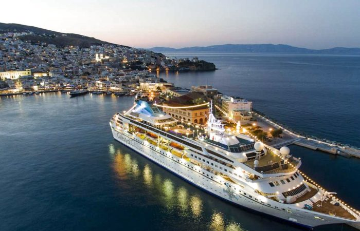 7-day cruise by Celestyal Crystal