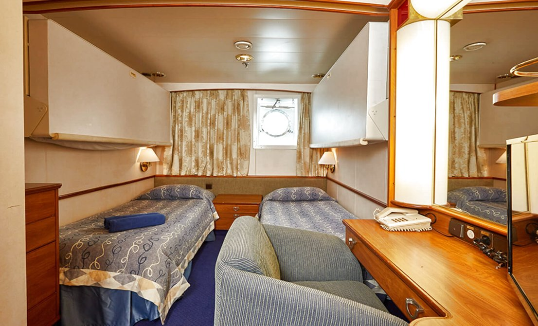 Celestyal Crystal - Category - XA Exterior Stateroom