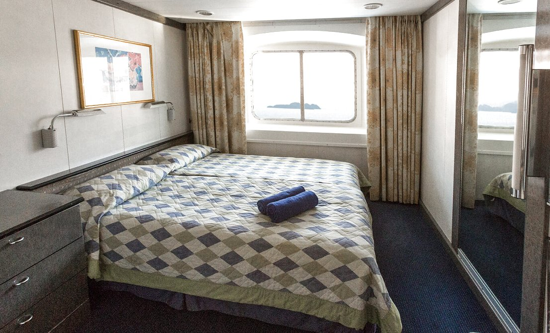 Celestyal Crystal - Category - XB Exterior Stateroom