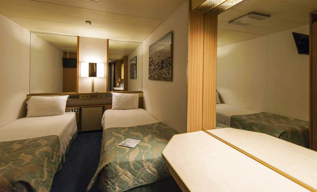 Celestyal Olympia - Category IC - Interior Stateroom