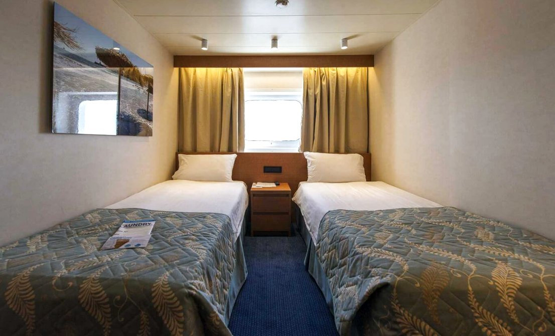 Celestyal Olympia - Categories XB and XC - Exterior Staterooms