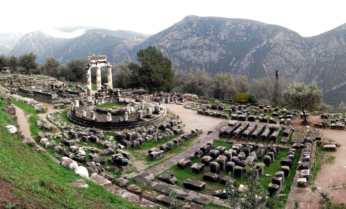 Delphi - Athena Pronea