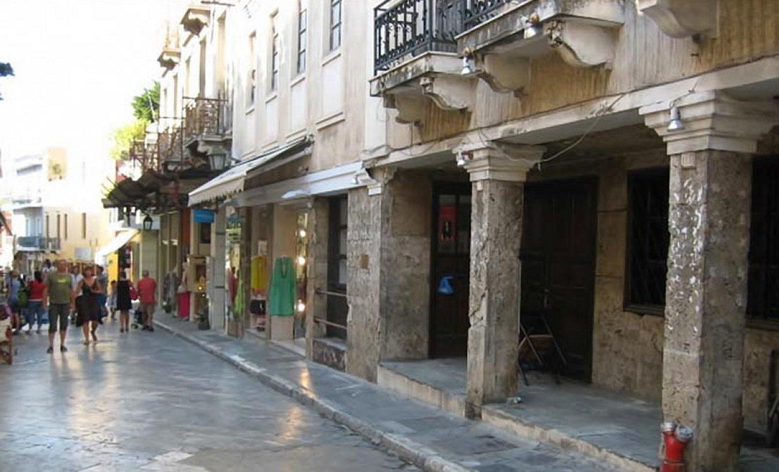 Athens Jewish Walking Tour