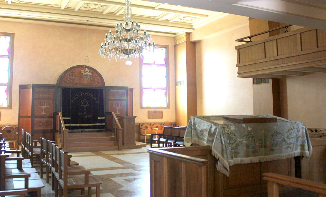 Etz Hayyim Synagogue in Athens