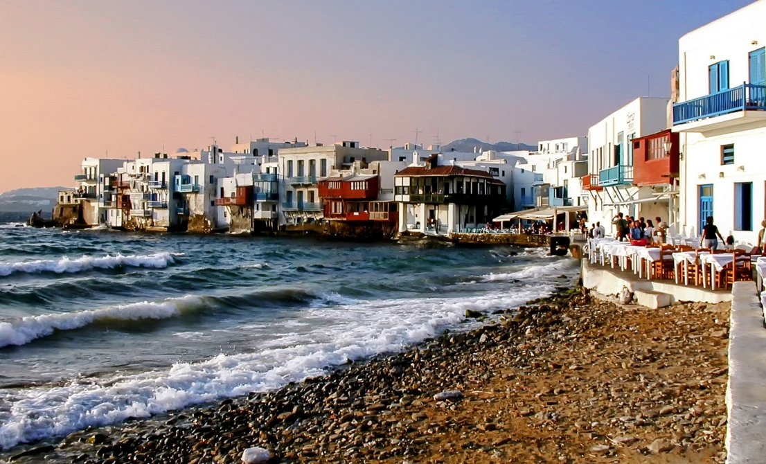 Mykonos (Greece) - Little Venice