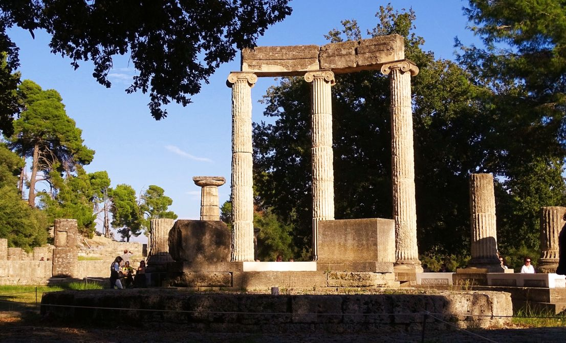 Ancient Olympia - Greece
