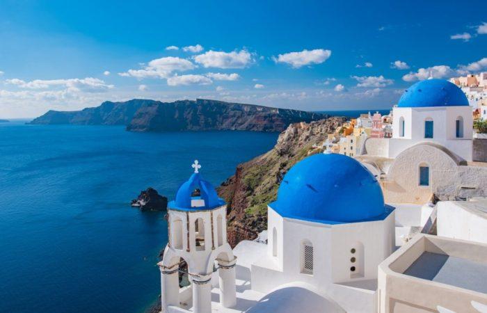Santorini Greece - caldera breathtaking views - Cruises in Greece - Greek cruises - Tours in Greece - Greek Travel Packages - Cruise Greek islands - Travel Agency in Greece