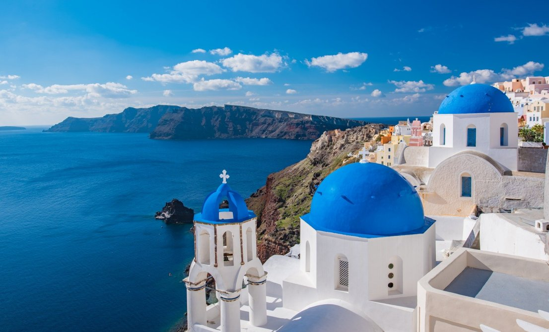 Santorini Greece - caldera breathtaking views - Cruises in Greece - Greek cruises - Tours in Greece - Greek Travel Packages - Cruise Greek islands - Travel Agency in Greece