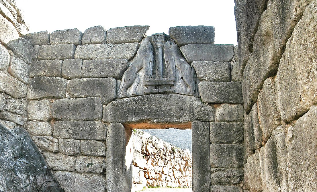 Mycenae - Lion's Gate