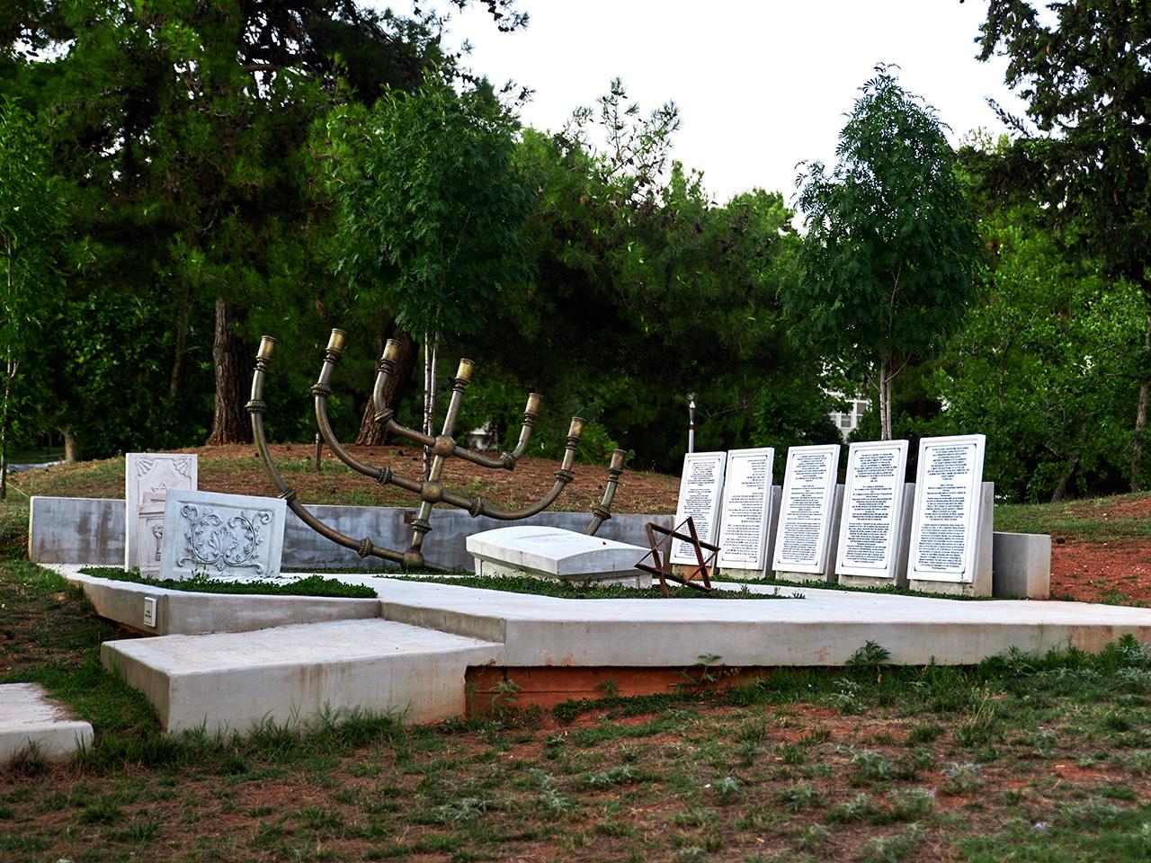 Thessaloniki Jewish Tour - Old Cemetery