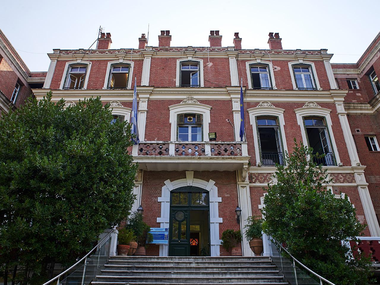 Thessaloniki Jewish Tour - Villa Allatini
