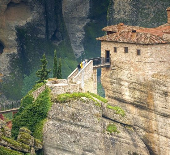 Meteora monasteries - Greece