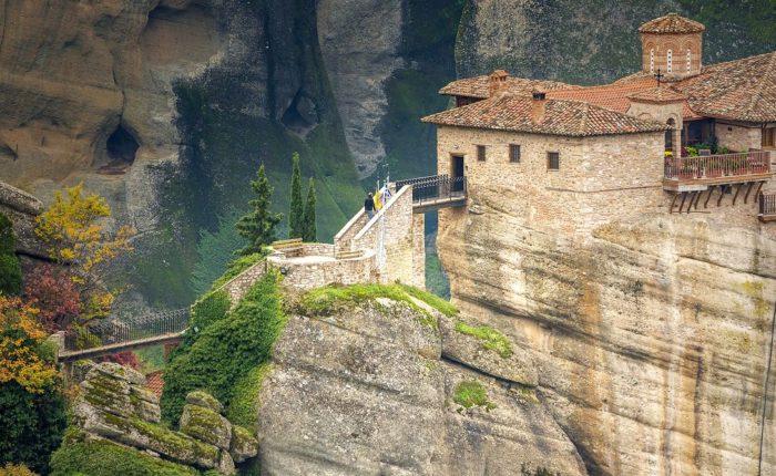 Meteora monasteries - Greece