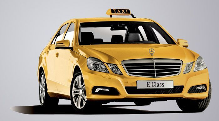 Transfers in Athens Greece, by a Mercedes taxi